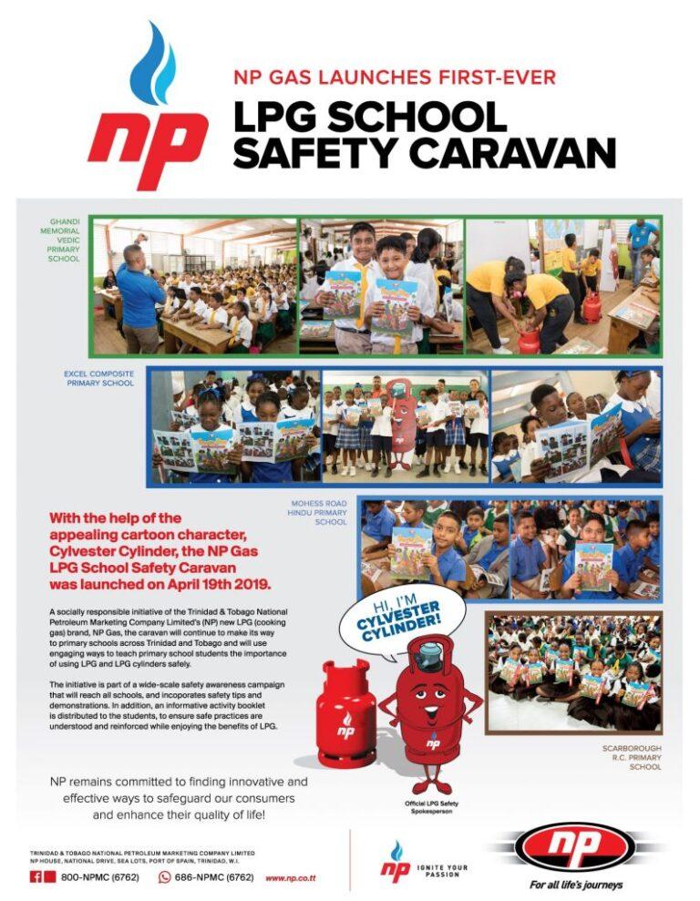school caravan